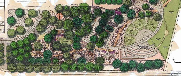 El dise o y realizacion de jardines for Diseno de parques y jardines